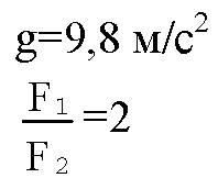 На какой высоте h от поверхности земли сила тяжести уменьшиться вдвое?