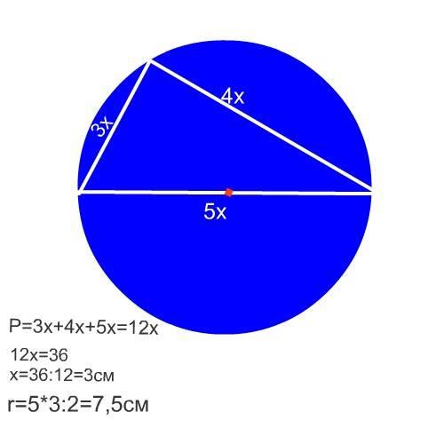 1)знайди периметр і площу квадрата, діагональ якого дорівнює 8 см. 2)знайдіть радіус кола, описаного