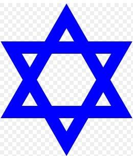 Начерти два треугольника так, чтобы их пересечением были шестиугольник