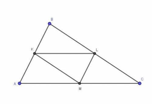 Периметр трикутника дорівнює 48см, а його сторони відносяться як 3: 2: 1. знайти сторонитрикутника я