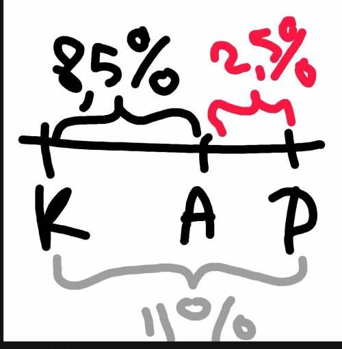 Гены А, Д и К находятся в одной группе сцепления. Анализ результатов нарушения сцепления между этими