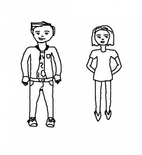 Нарисуй любого героя сказки (мультфильма, фильма) или героя, придуманного тобой, с которым ты хотел