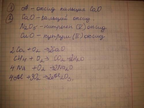 До ть бутьласка дуже потрібно на сьогодн ть бутьласка позначте ті речовини що є оксидами А) СаО Б)СН