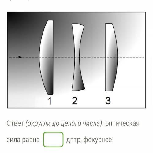 Объектив фотоаппарата состоит из трёх линз — двух собирающих и одной рассеивающей, помещённой между